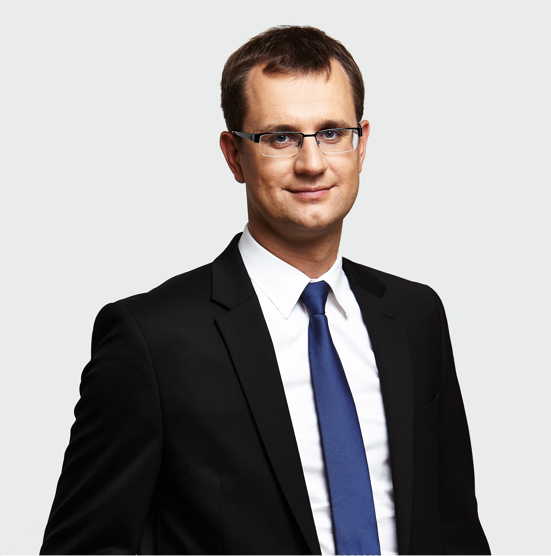 """AB """"Lietuvos geležinkeliai"""" generalinis direktorius Mantas Bartuška"""